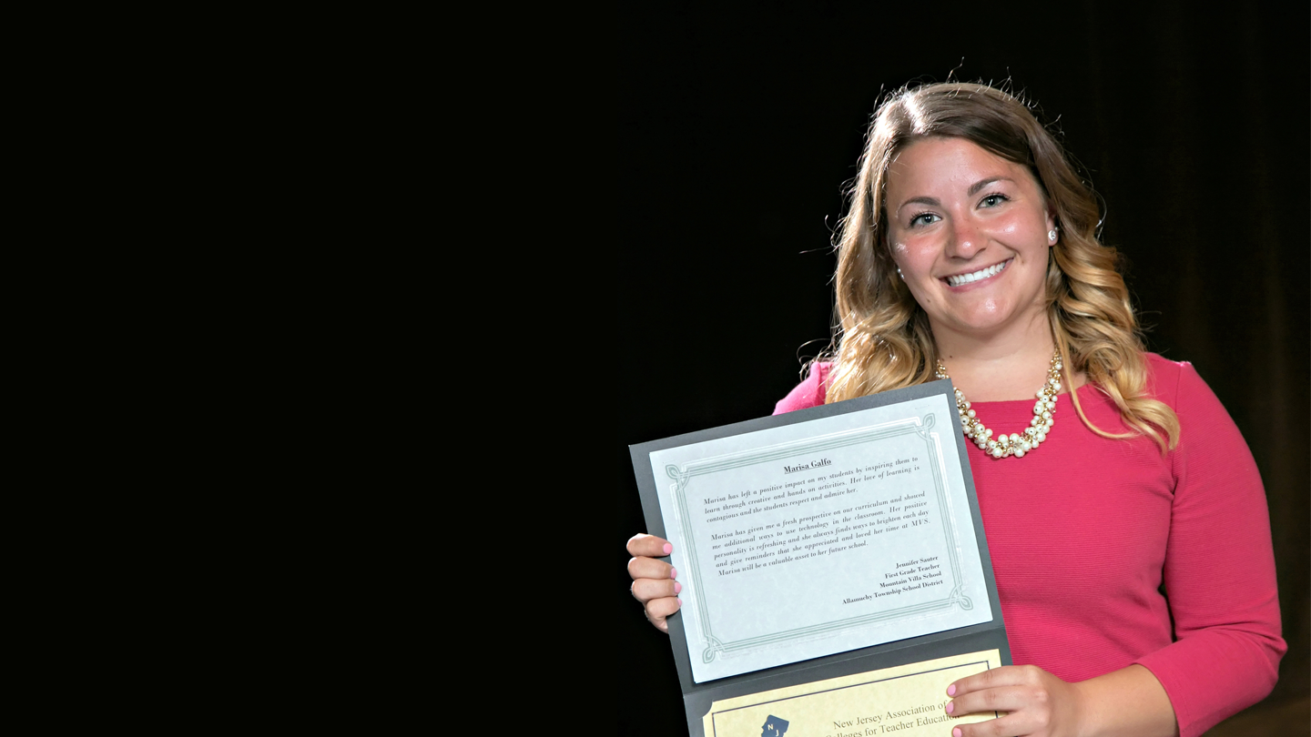 Centenary Graduate Is Named Distinguished Clinical Intern By The