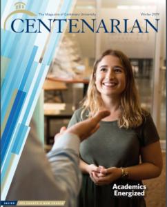 The Centenarian - Winter 2019