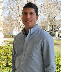 Brian Garrett Admissions Counselor