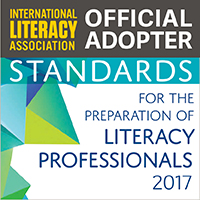 International Literacy Association Standards - Official Adopter