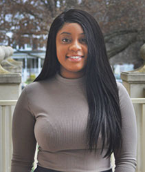 Ronaisha Ruth - Admissions Counselor